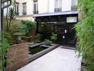 Meiji for Plan de petit jardin japonais